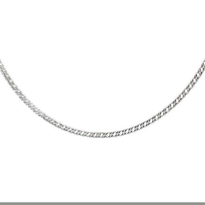 Stříbrný řetízek ROMBO Ø050 50cm