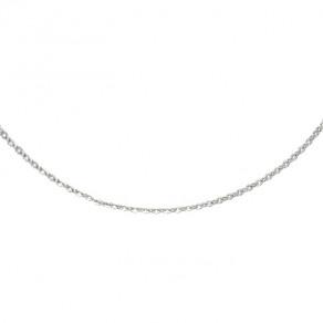 Stříbrný řetízek cable BRILL Ø0,5 50cm