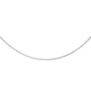 Stříbrný řetízek cable MO4D Ø050 50cm