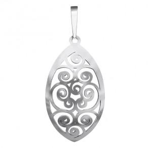 Stříbrný malý přívěšek PA1283s Magic orient Spiral